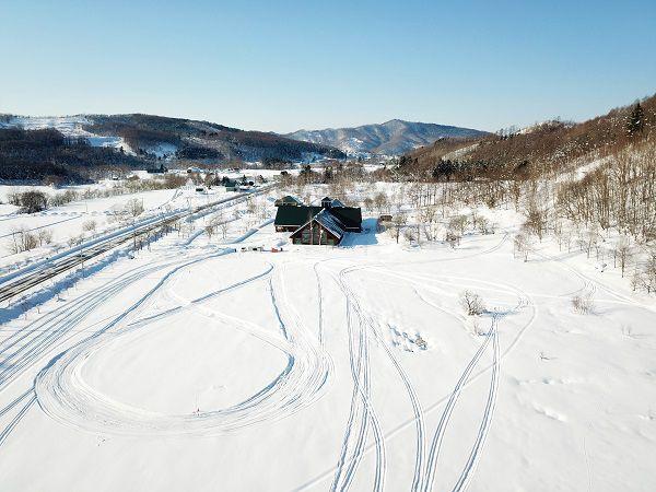 【岩見沢】 総面積200,000㎡の広大な敷地で四輪バギーを走らせよう!四輪バギー 乗車体験コース(約45分)