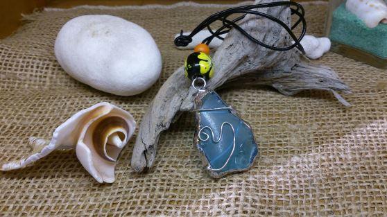 海の香りをいっぱいつめこんで☆貝殻などで素敵な作品をつくりませんか?【たいびんぐしょっぷ海家】マリンアクセサリー