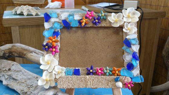 海の香りをいっぱいつめこんで☆貝殻などで素敵な作品をつくりませんか?【たいびんぐしょっぷ海家】貝殻クラフト