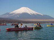【格安・お手軽】富士山麓の山中湖でワカサギ釣り!ボートで気軽にワカサギ釣りプランボートで気軽にワカサギ釣り 1名様コース