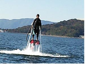 【子供から大人まで】山中湖でLet's★フライボード【子供から大人まで】山中湖でLet's★フライボード