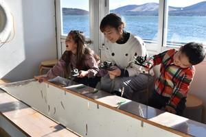 山中湖でワカサギ釣り体験!午前コース【釣りの達人が丁寧に指導】【暖房付きドーム船使用】【7:00スタート】ワカサギ釣り体験コース<3時間>