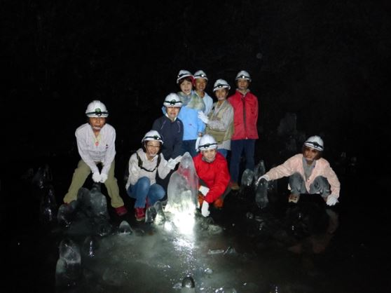NEW・青木ケ原樹海・洞窟探検・プレミアムBコース。NEW青木ヶ原樹海・洞窟探検・プレミアムBコース