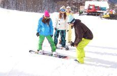 <群馬みなかみ>スキー・スノーボードレッスン【2時間】スキー・スノーボードレッスン