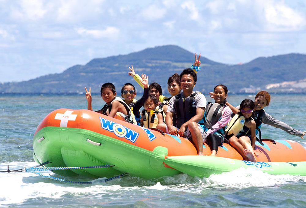 【恩納村みゆきビーチ】海遊快得プラン①★ジェットスキー+ドラゴンボート【恩納村みゆきビーチ】海遊快得プラン①★ジェットスキー+ドラゴンボート