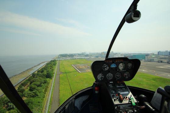 【東京・ヘリコプター遊覧・貸切】都内一周クルージング~ヘリコプターで空のお散歩~<20分>都内一周ロングクルージング