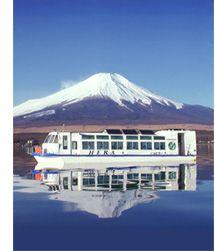 【山中湖】最新の「太陽光発電ドーム船」でわかさぎ釣りわかさぎ釣り