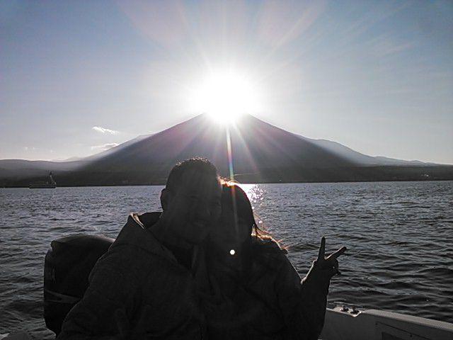 【山中湖】期間限定ダイヤモンド富士クルーズ<最大7名>【山中湖】期間限定ダイヤモンド富士クルーズ<最大7名>