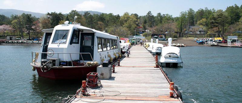 <山中湖・わかさぎ釣り(乗合い)>暖かドーム船でわかさぎ釣り体験!乗り合い・ドーム船でわかさぎ釣り体験<山中湖>