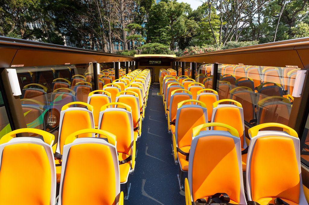 【ベイコース】新オープントップバス「VIP VIEW TOUR」一日3便運行【東京VIPラウンジ発/多言語音声ガイダンス対応(日本語・英語・中国語)】【ベイコース】新オープントップバス「VIP VIEW TOUR」一日3便運行・多言語音声ガイダンス対応