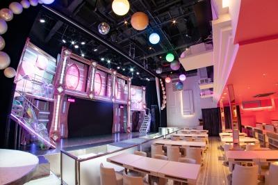 <2019年8月~10月>【16:00開場 17:00~17:40ショータイム】 『美少女戦士セーラームーン-SHINING MOON TOKYO-』ディナータイム≪S席≫ 『美少女戦士セーラームーン-SHINING MOON TOKYO-』ディナータイム