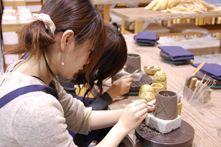 【陶芸体験 八幡野窯】茶香炉作り茶香炉作り★9:30~
