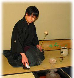 茶道体験+茶懐石体験矢尾定点心弁当+茶会体験(薄茶2服)