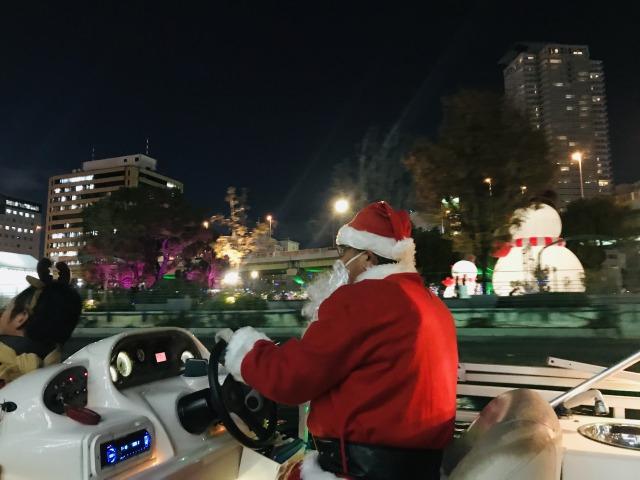 クリスマスシーズン期間限定 OSAKA光のルネサンス2019 中之島クルーズ【17:00便】クリスマスシーズン期間限定 OSAKA光のルネサンス2019 中之島クルーズ