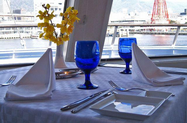 【ティークルーズ】パールブリッジを望むティークルーズを♪<神戸クルーズ|コンチェルト>【14:30出航】ケーキセット(※乗船手続きは出航時刻30分前までにお願い致します)