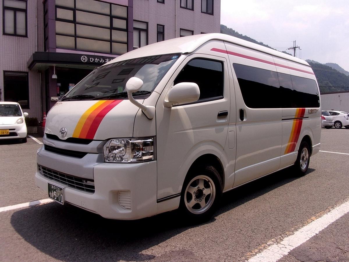 田舎エクスペリエンス・貸切観光タクシー1人3000円貸切観光タクシー・3時間