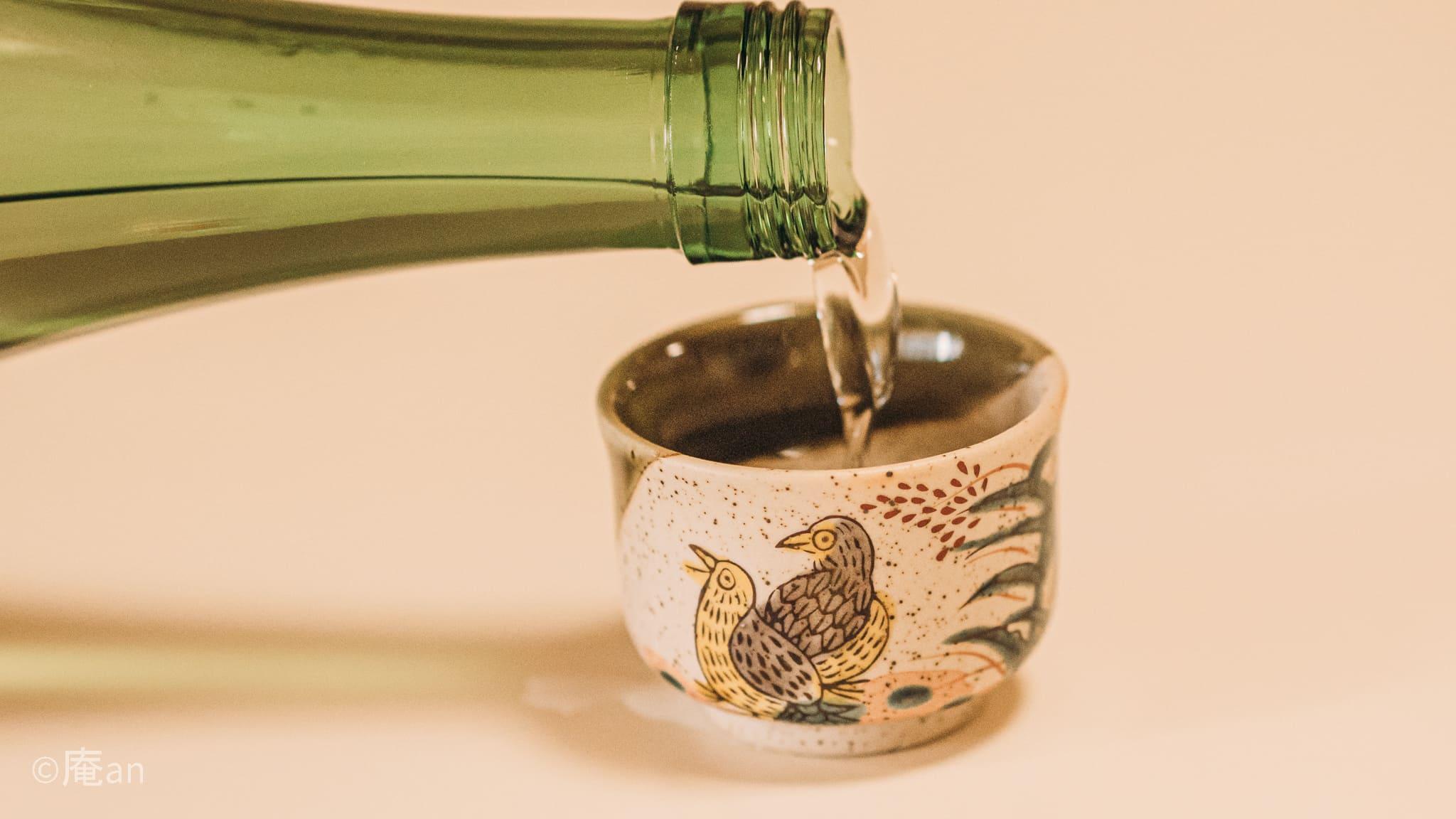 3種の日本酒利き酒体験17時スタート / 3種の日本酒利き酒体験