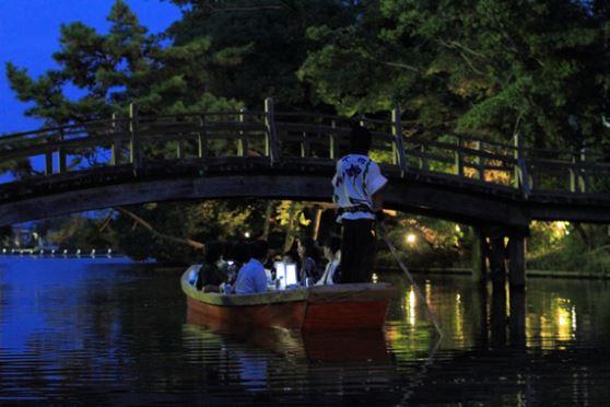 【柳川川下り】城下町風情たっぷりのお堀を舟で巡ろう♪【柳川川下り】城下町風情たっぷりのお堀を舟で巡ろう♪【9:00】