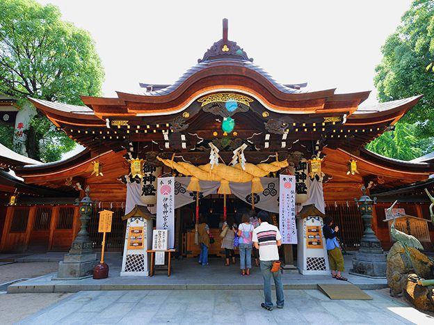 <福岡・観光タクシー>限られた時間を有効に利用!お手軽コースお手軽コース(2時間)