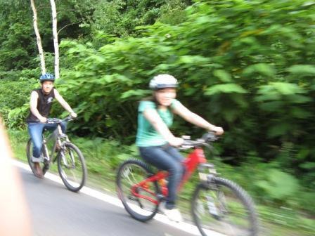 札幌発着マウンテンバイクツアー半日コース札幌発着マウンテンバイク半日コース