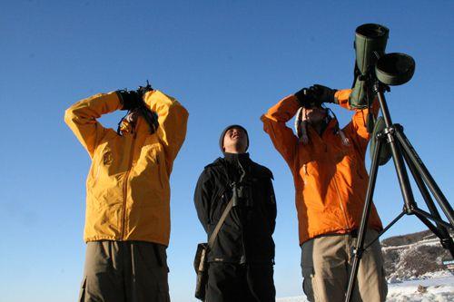 知床冬の自然体験1日コース知床冬の自然体験1日コース