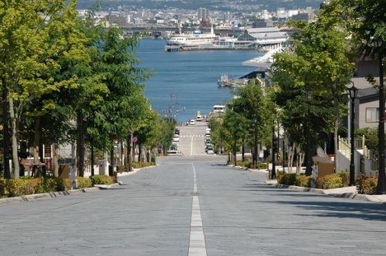 函館坂道めぐりコース函館坂道めぐりコース~元町西部地区にある19の坂と地元の人だけが知る景色をご案内~