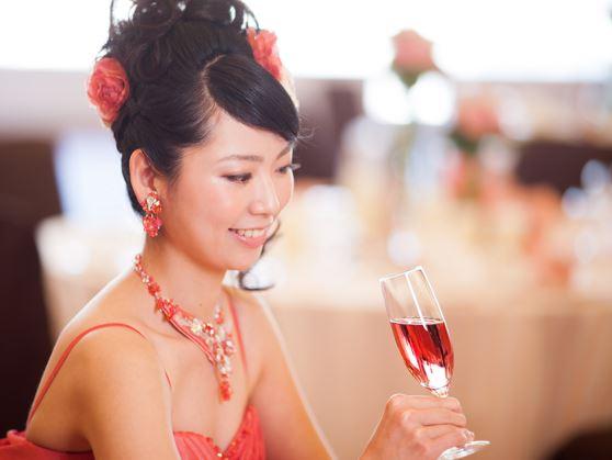 ウェディングバンケットプランWedding Banquet Plan ~ご家族と一緒に喜びをわかちあう~