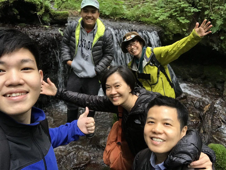 鶴雅アドベンチャーベースSIRI~阿寒の森の水巡り阿寒の森の水巡りツアー