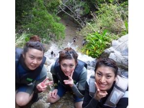 【沖縄・名護】アドベンチャー沢登りやんばるの川で沢登りアドベンチャーツアー