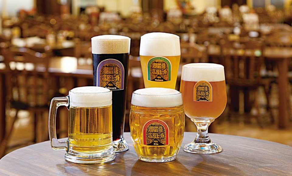 【H948B】地ビール飲み放題バイキングと時之栖イルミネーション【H948B】地ビール飲み放題バイキングと時之栖イルミネーション
