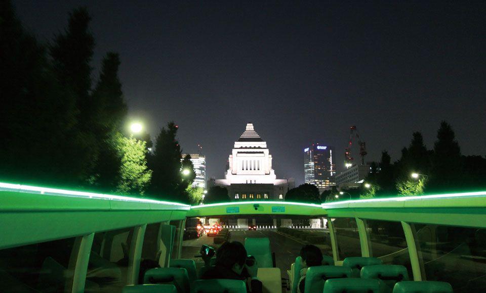 【B255】TOKYO夜景プチドライブ【B255】東京駅丸の内南口 (18:40発) /TOKYO夜景プチドライブ