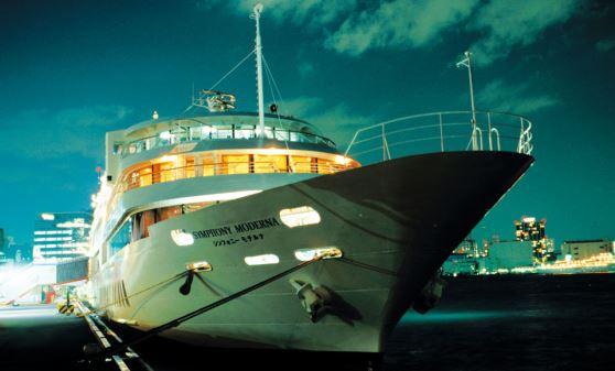 <ディナークルーズ>イタリアンメニュー/シンフォニーの東京湾クルーズ(19:00~21:30)ディナークルーズ・イタリアンメニュー