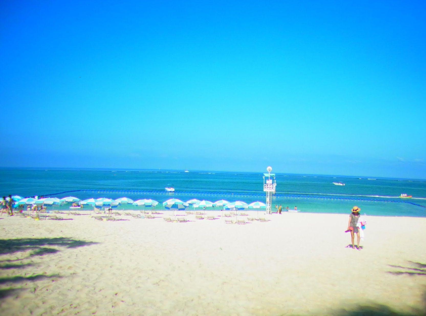 【ムーンビーチでマリンプレイ】フライボードフライボード