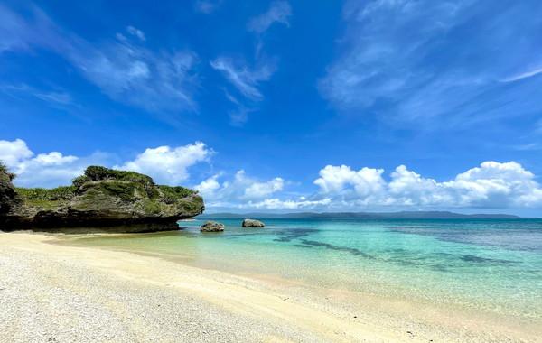 【安栄観光・<EK>パナリ島(新城島)1日のんびりコース】【パナリ島(新城島)1日のんびりコース】