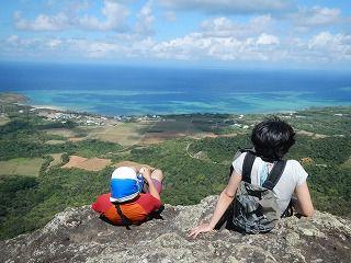 石垣島で一番の絶景をどうぞ!野底岳(マーぺ)トレッキング【午前コース】石垣島で一番の絶景をどうぞ!野底岳(マーぺ)トレッキング