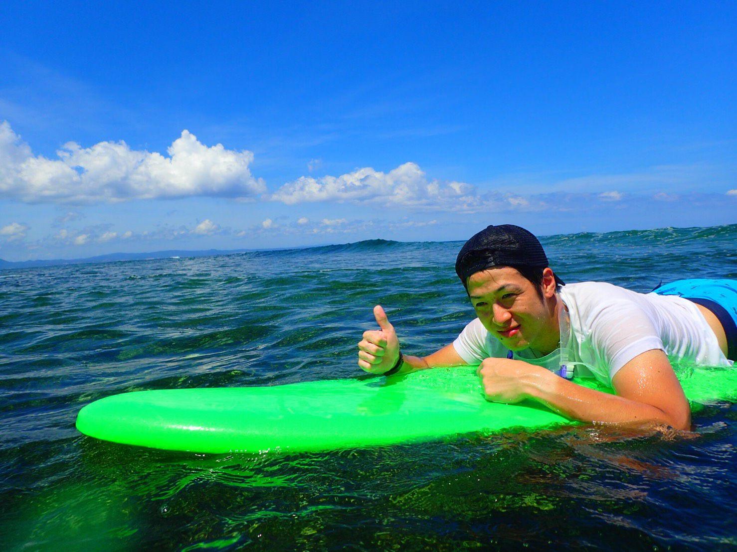 初心者にもおすすめ!サーフィンスクール♪初心者にもおすすめ!サーフィンスクール♪