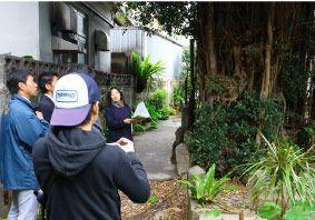 まっちゃみち散歩<宮古島のメインストリート。西里大通りの歴史と御嶽めぐり>まっちゃみち散歩
