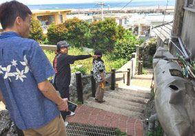 や~がまく~がま<漁師町・佐良浜さんぽ&お宅訪問>や~がまく~がま