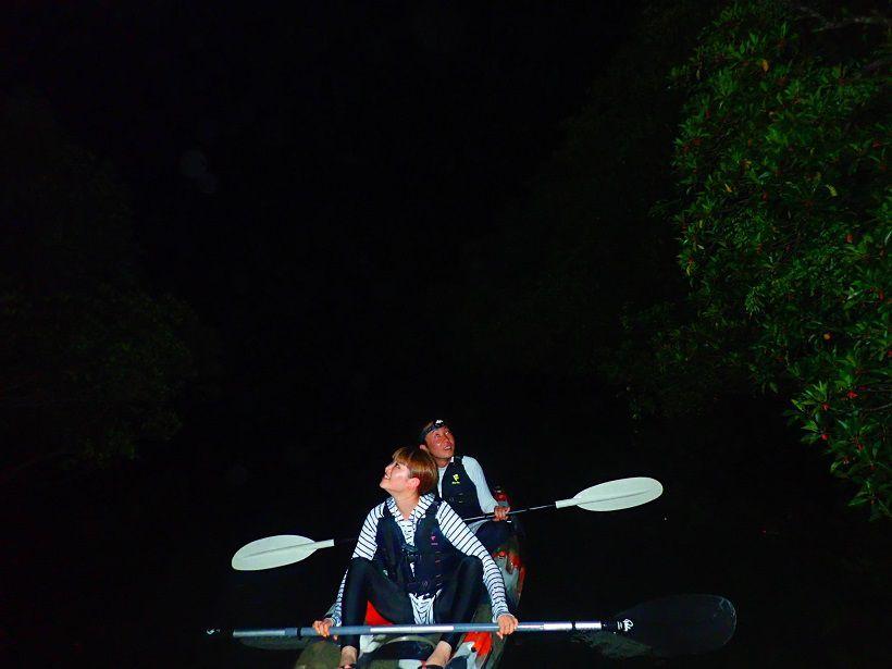 【沖縄・西表島】【夜】ドキドキの新体験!星空&マングローブSUP or カヌー【沖縄・西表島】【夜】ドキドキの新体験!星空&マングローブSUP or カヌー【20:00~】