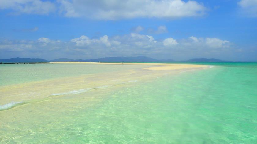 幻の島「浜島」上陸ツアー【9:00】幻の島上陸ツアー