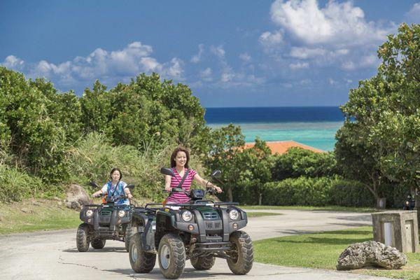 のんびり南の島(石垣島)でバギーツアー!石垣島の自然を満喫!アクティブなシニアや、女子旅にもおすすめ!秘密の絶景スポットをご案内♪のんびり南の島(石垣島)のバギーツアー
