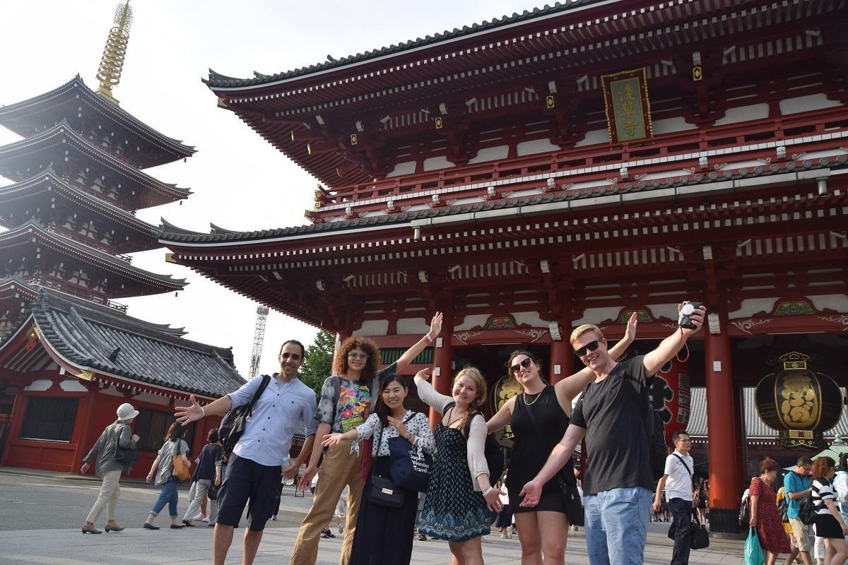 東京1日観光>プライベート散策ツアー【外国人向け】【トラベルコ】