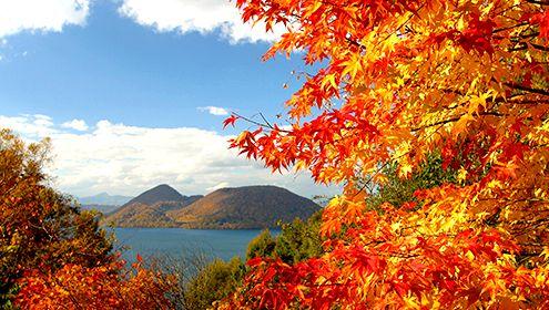 Lake Shikotsu & Lake Toya