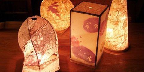 Washi AKARI Handmade Experience