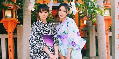 Kimono & Yukata Experience in Kyoto