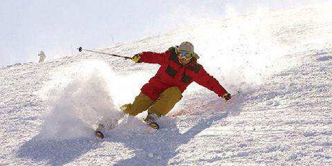 Ski bus tour