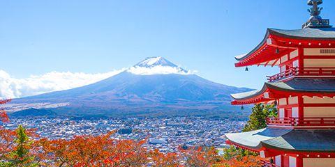 富士山行程