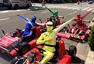 Osaka go cart