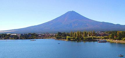 About Mount Fuji