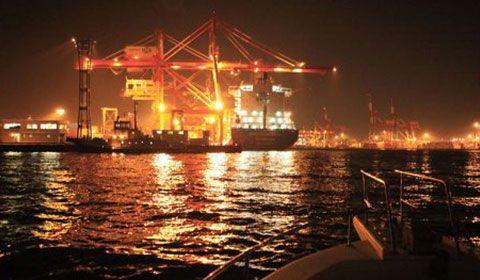 Night Factory Scenery Adventure Cruise Charter Plan